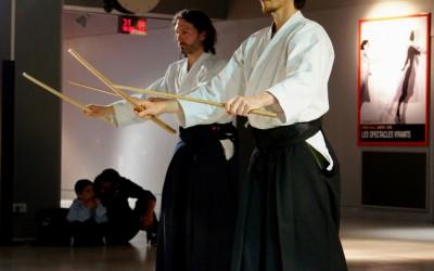 Stages exceptionnel de Niten Ryu et Aïki, Bruxelles