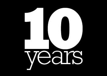 Les Dix ans…