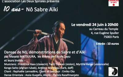 Spectacle «10 ans»