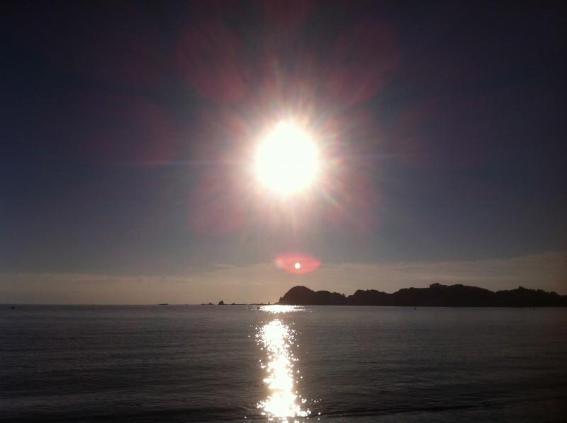 補陀落へ (Vers le Mont Potalaka) - La mer de Nachi