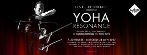 Yoha - Résonance @ Carreau du Temple | Paris | Île-de-France | France
