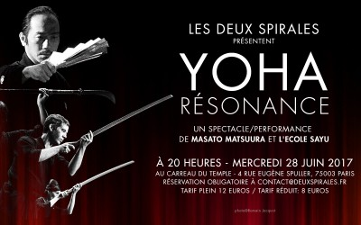 Yoha – Résonance