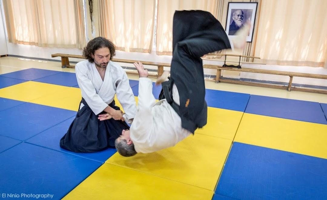 Cours d'Aïkido/Aïki du Jeudi 18h-19h30