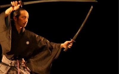 Etude sur l'art du sabre de Miyamoto Musashi